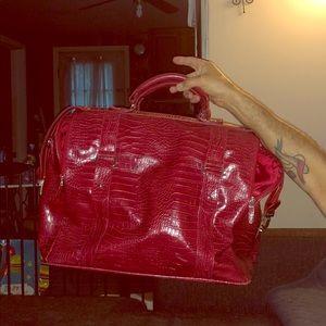 Huge bath and body works purse